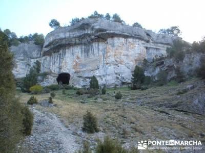 Cañón de Río Lobos - hiking; sierra de grazalema; sitios para visitar en madrid